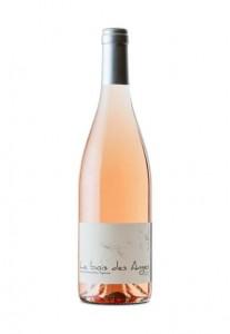 domaine le bois des anges, cuvée terrasses du larzac vin rosé frisson