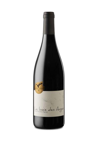 domaine le bois des anges, terrasses du larzac, cuvée vin rouge raison