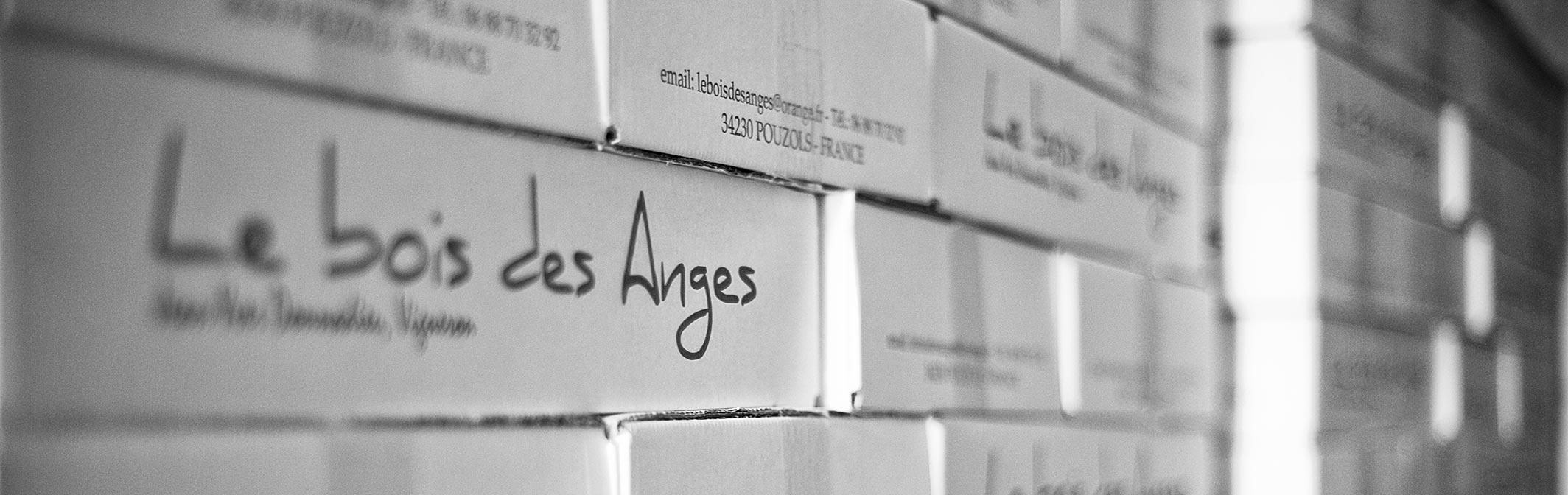 Le bois des Anges chez les Cavistes, restaurateurs et bar à vin du pays coeur d'Hérault